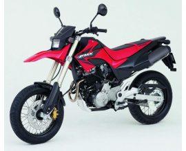 fmx honda 650cc