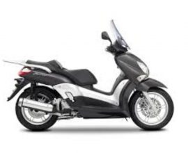 x-city yamaha 250cc