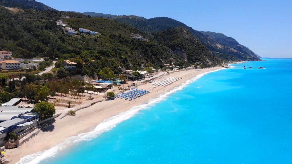 Lefkada Beaches Kathisma