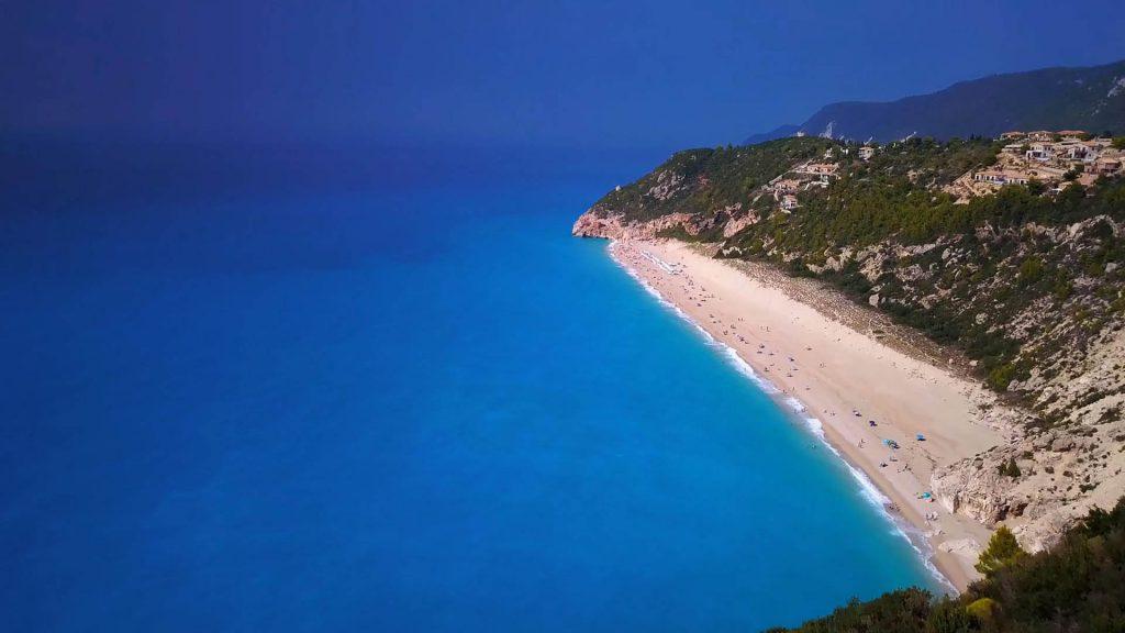 Lefkada Beaches Milos